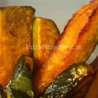 French Fried Squash