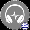 Greek radio icon