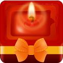 Romantic Candle icon