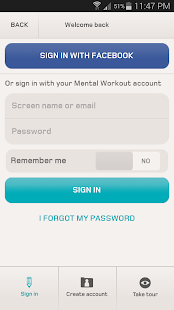 Mental Workout - screenshot thumbnail
