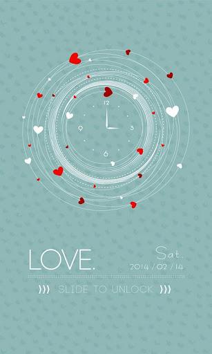 爱与时光动态锁屏壁纸