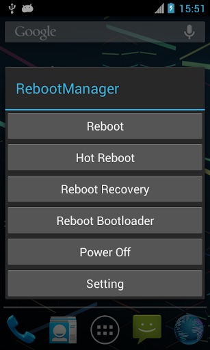 Reboot Manager APK 1.3.3