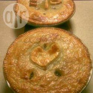 Chunky Pepper Steak Pie