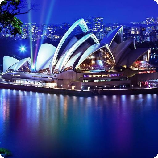 悉尼动态壁纸 個人化 App Store-癮科技App