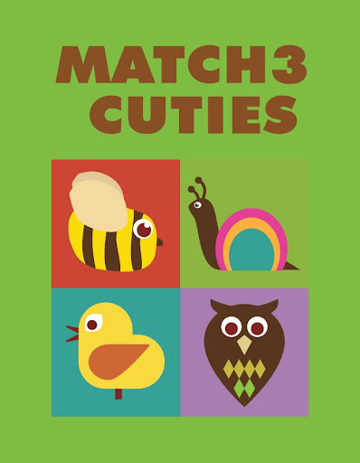 Match3Cuties