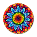 Mandala Clock Widget