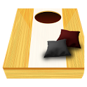 Cornhole icon