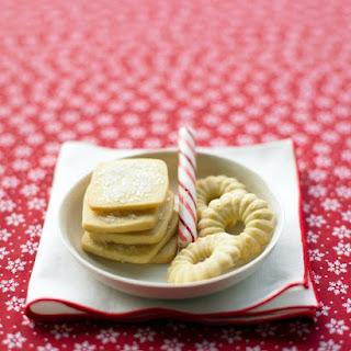 Basic Butter Cookie Dough.