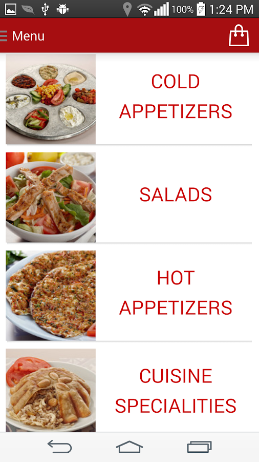 Anatolia Turkish Grill- screenshot