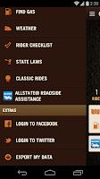 Screenshot of GoodRide® by Allstate®