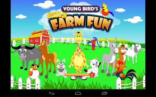 Young Birds Gilly's Farm Fun