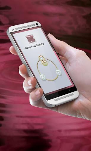 糖果玫瑰 TouchPal Theme