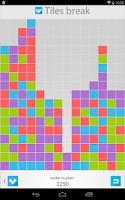 Screenshot of Tiles Break Clickomania