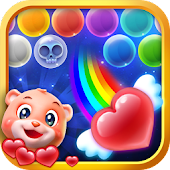 Bubble Shooter Valentine's Day