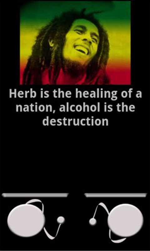 Bob Marley Quotes - screenshot