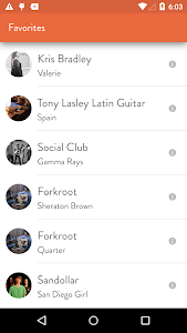 GigTown - Local Music and Gigs screenshot 7