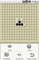 Screenshot of Gomoku Master