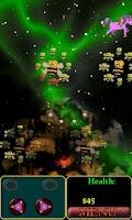 Screenshot of Cute Invaders