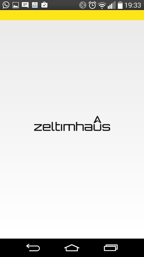 zeltimhaus - Innovationsportal- screenshot