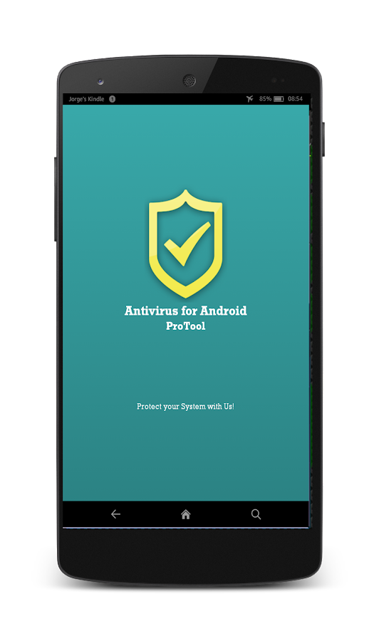 Antivirus Pro for Android™- screenshot