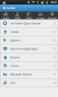 Screenshot of MyMobility