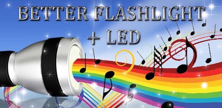 Better FlashLight HD + LED1.8 apk