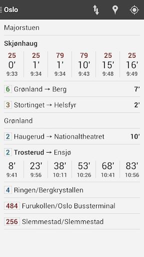 Transit Oslo