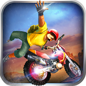 Motocross Trial - Xtreme Bike