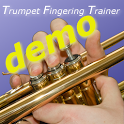 Trumpet Fingering Trainer Demo icon
