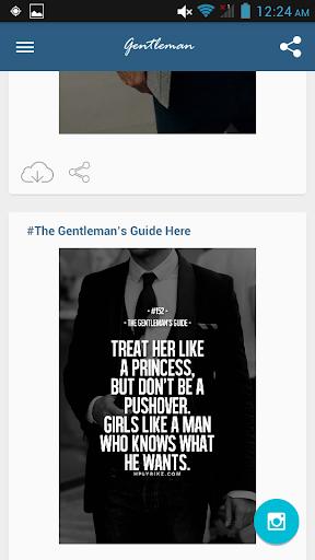 Gentleman Guide