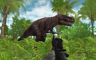 Screenshot of Dinosaur Hunter: Survival Game