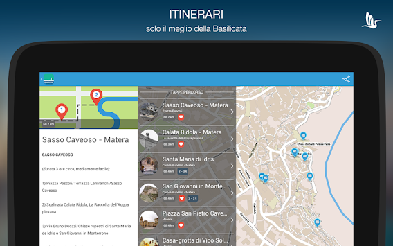 My Basilicata - Offline Guide APK screenshot thumbnail 8