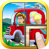 Action Puzzle For Kids 3