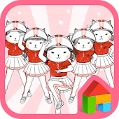 Shoppercat crayon pop dodol