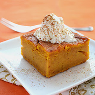 Pumpkin Dump Cake Recipe