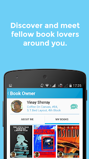 barter.li: chat & barter books- screenshot thumbnail