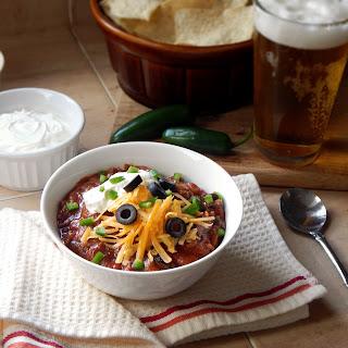 Cook-Off Chili Recipe