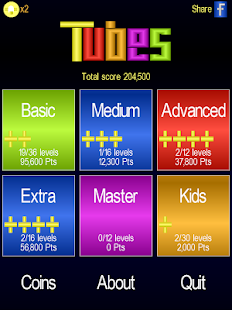 Tubes: Think, Move & Solve Screenshot 20