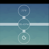 Circle Stack Zooper Widget