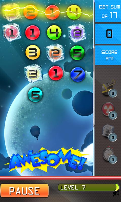 Number Mash – Brain Trainer- screenshot