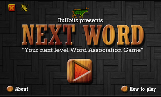 Next Word - Word Association- screenshot thumbnail