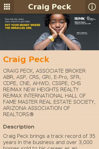 Craig Peck