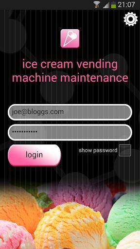 Ice Cream Vending Machine Mgmt