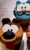 Screenshot of Panda Clock No1 Cute