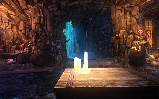 Goblin Cave 3D Live Wallpaper