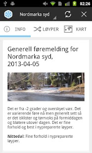 Markaguiden - screenshot thumbnail