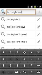 Slidy Press Keyboard- screenshot thumbnail
