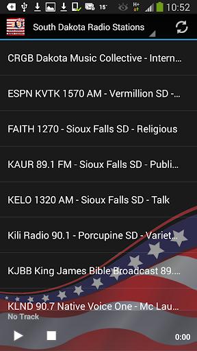 South Dakota Radio Stations