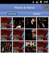 Christine Best & The Pics - screenshot thumbnail