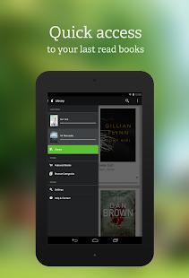 txtr ebooks - screenshot thumbnail